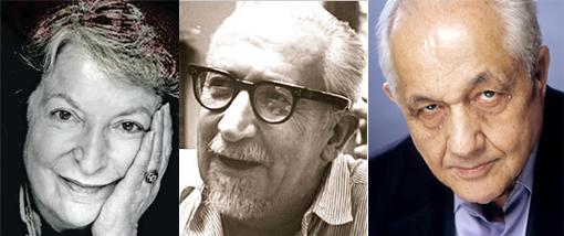 Pauline Kael, Dwight MacDonald & Andrew Sarris