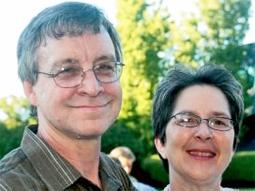 Dr. & Mrs. Keegan