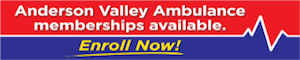 Anderson Valley Ambulance Membership