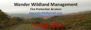 Wander Wildland Management Fire Protection Services